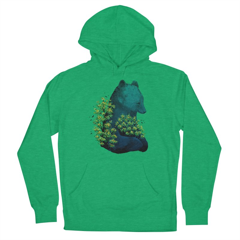 Nature's Embrace Women's Pullover Hoody by Fil Gouvea's Artist Shop