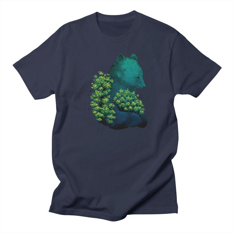 Nature's Embrace Men's T-shirt by Fil Gouvea's Artist Shop