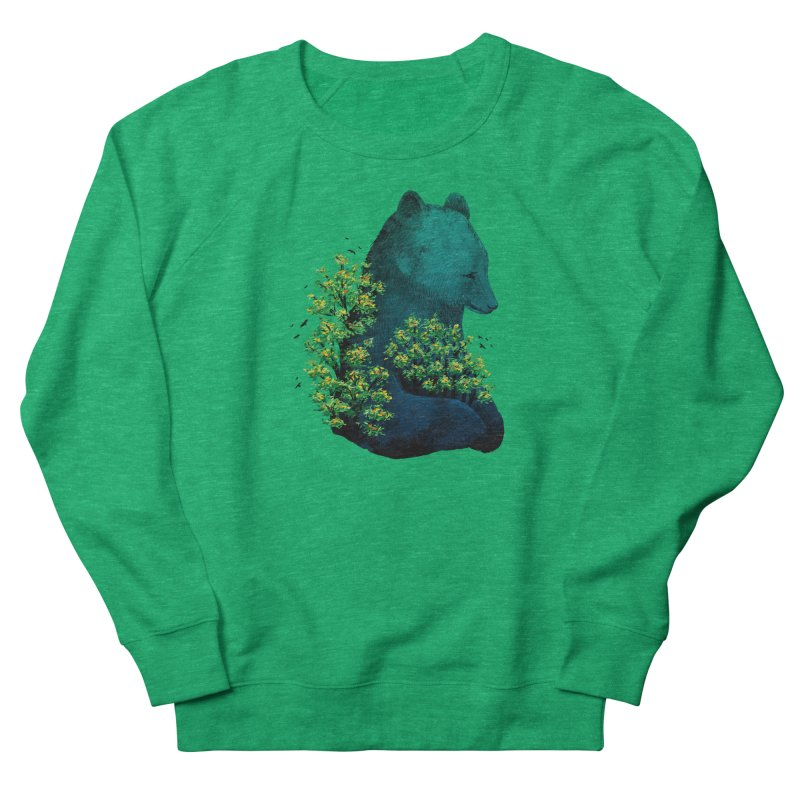 Nature's Embrace Women's Sweatshirt by Fil Gouvea's Artist Shop