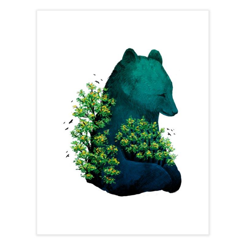 Nature's Embrace Home Fine Art Print by Fil Gouvea's Artist Shop