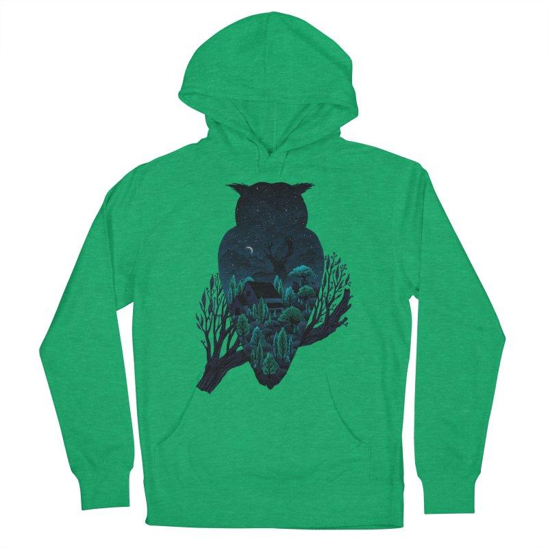 Owlscape Women's Pullover Hoody by Fil Gouvea's Artist Shop
