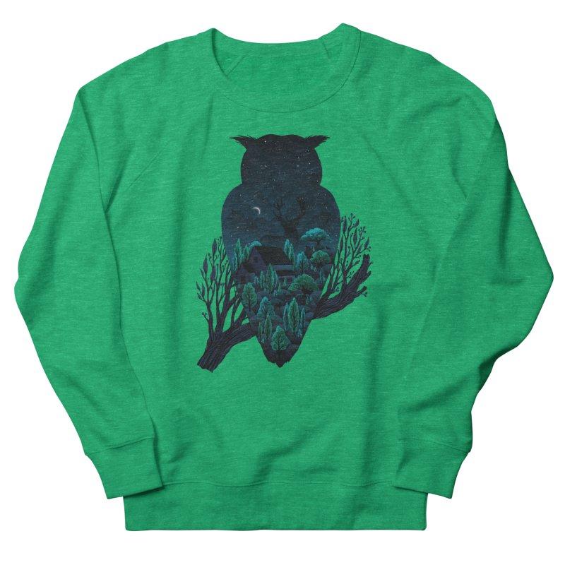 Owlscape Men's Sweatshirt by Fil Gouvea's Artist Shop