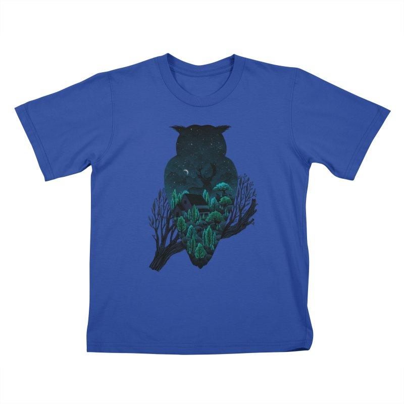 Owlscape   by Fil Gouvea's Artist Shop