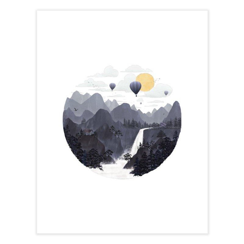 Roundscape II   by Fil Gouvea's Artist Shop