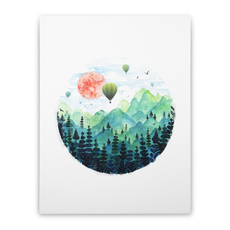 Roundscape   by Fil Gouvea's Artist Shop