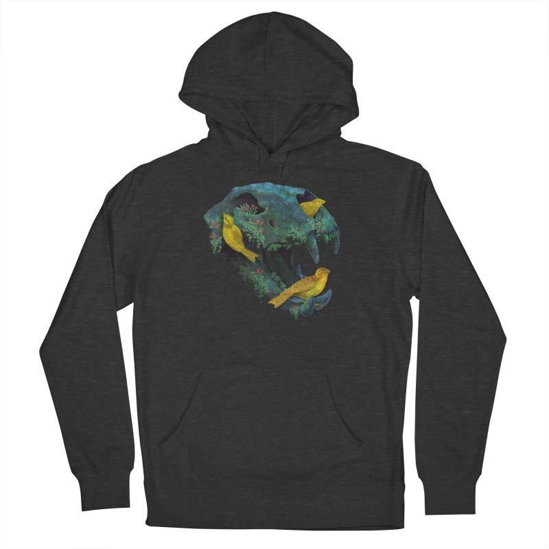 Three Little Birds Men's Pullover Hoody by Fil Gouvea's Artist Shop