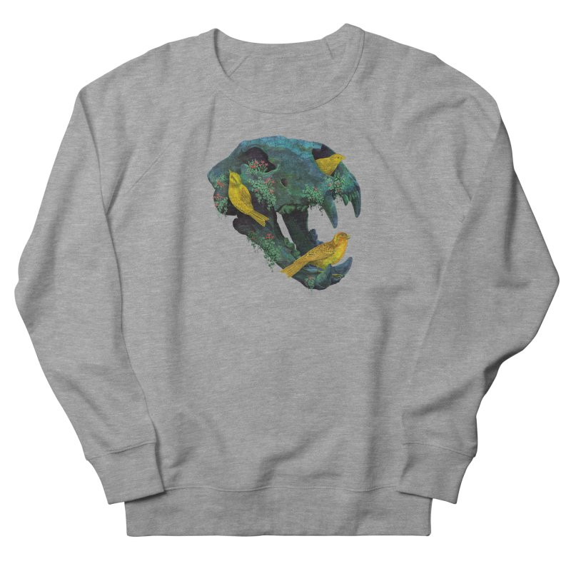 Three Little Birds Women's Sweatshirt by Fil Gouvea's Artist Shop