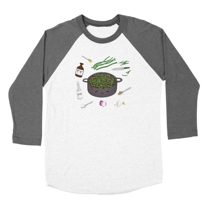 Adobong Sitaw Women's Longsleeve T-Shirt by Filipeanut Sari-Sari Store