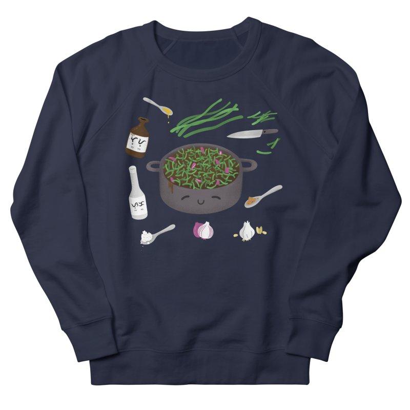 Adobong Sitaw Men's Sweatshirt by Filipeanut Sari-Sari Store