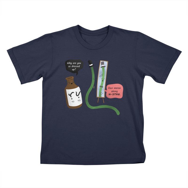Bi-sitaw Kids T-Shirt by Filipeanut Sari-Sari Store