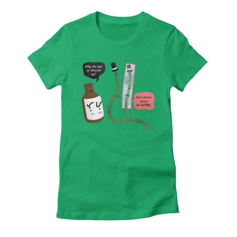 Bi-sitaw Women's T-Shirt by Filipeanut Sari-Sari Store