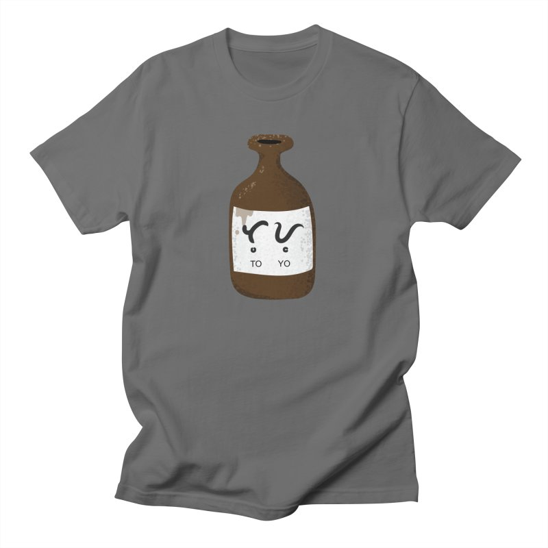 Toyo (soy sauce) Men's T-Shirt by Filipeanut Sari-Sari Store