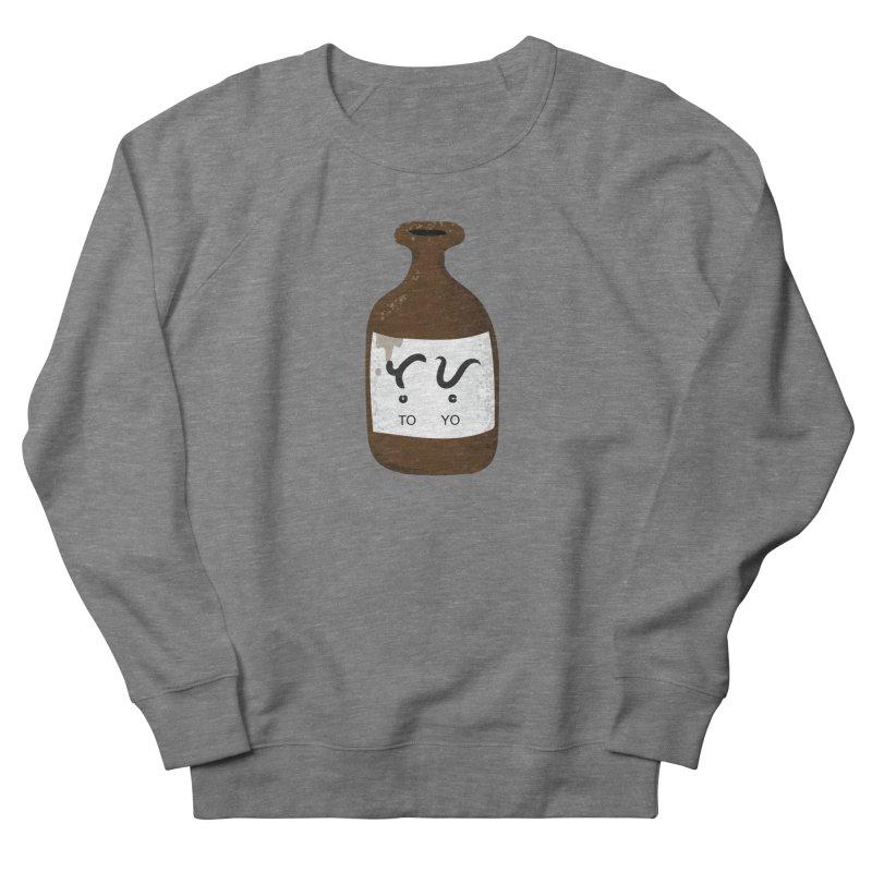Toyo (soy sauce) Women's French Terry Sweatshirt by Filipeanut Sari-Sari Store