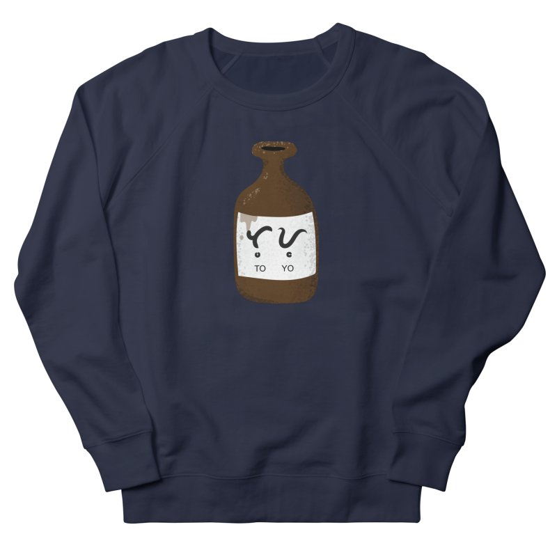 Toyo (soy sauce) Women's Sweatshirt by Filipeanut Sari-Sari Store