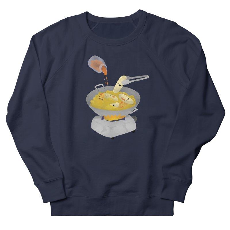 Cooking banana cue Women's Sweatshirt by Filipeanut Sari-Sari Store