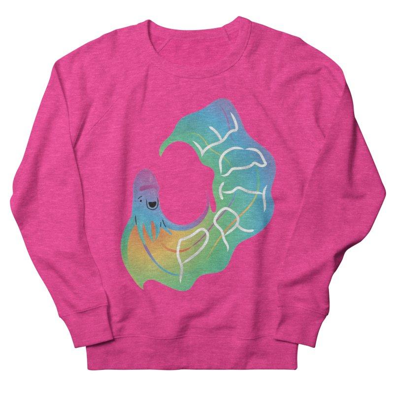 Rainbow Blanket Octopus Men's Sweatshirt by Filipeanut Sari-Sari Store