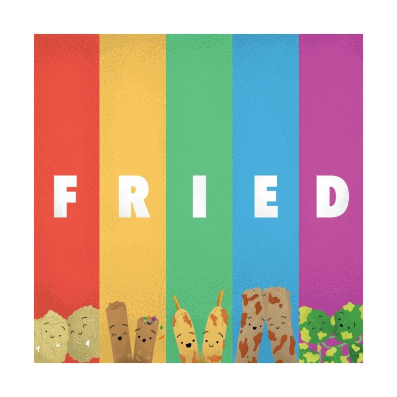 Fried Pride Kids T-Shirt by Filipeanut Sari-Sari Store