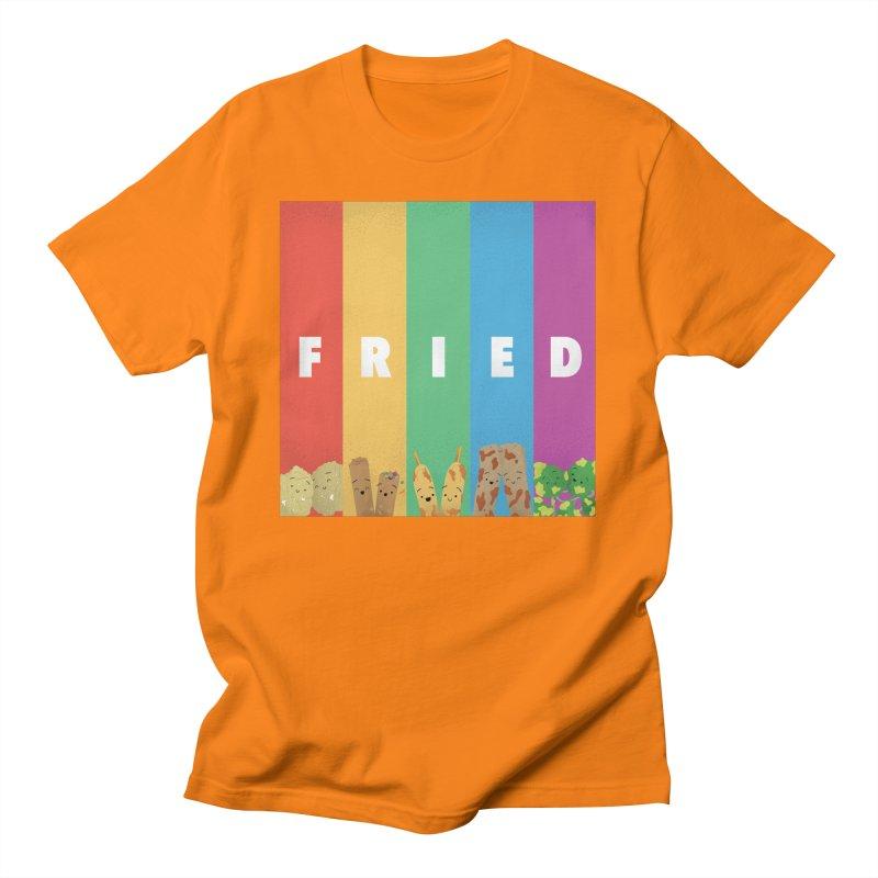Fried Pride Men's T-Shirt by Filipeanut Sari-Sari Store