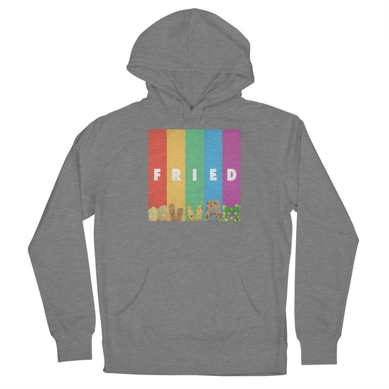 Fried Pride Women's Pullover Hoody by Filipeanut Sari-Sari Store