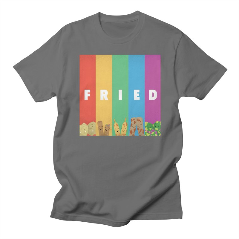 Fried Pride Men's T-Shirt by Filipeanut Sari-Sari Store