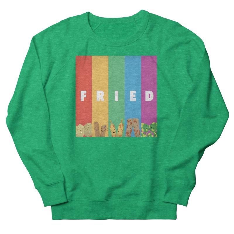 Fried Pride Women's Sweatshirt by Filipeanut Sari-Sari Store