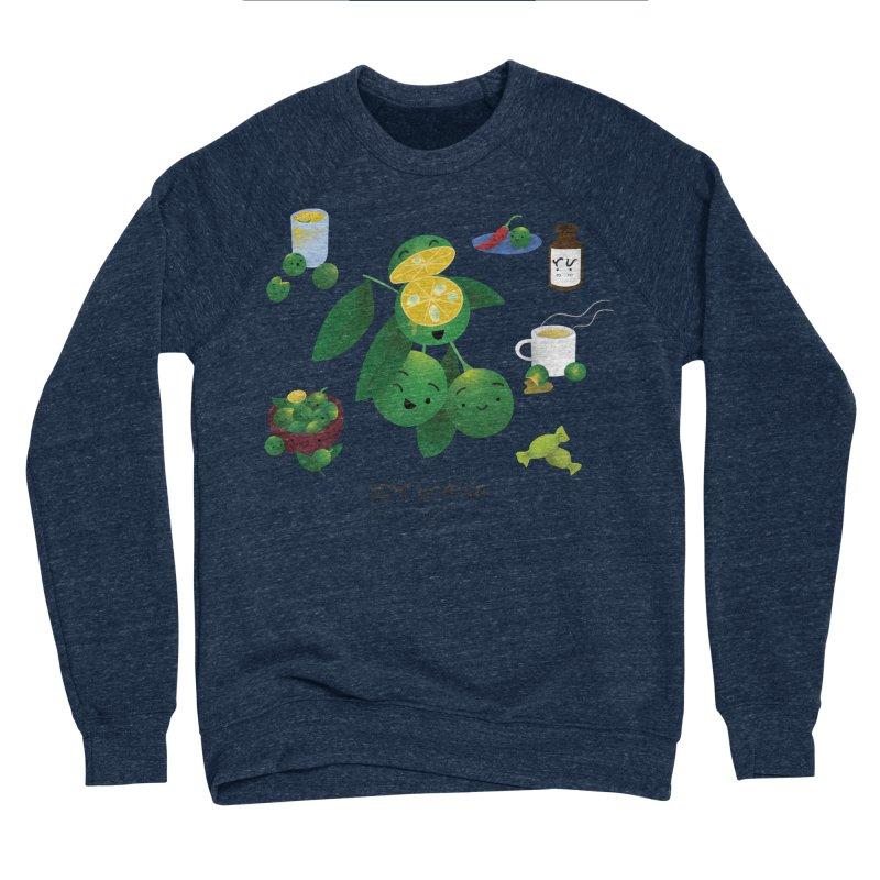 Calamansi Women's Sweatshirt by Filipeanut Sari-Sari Store