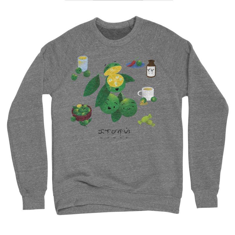 Calamansi Women's Sponge Fleece Sweatshirt by Filipeanut Sari-Sari Store