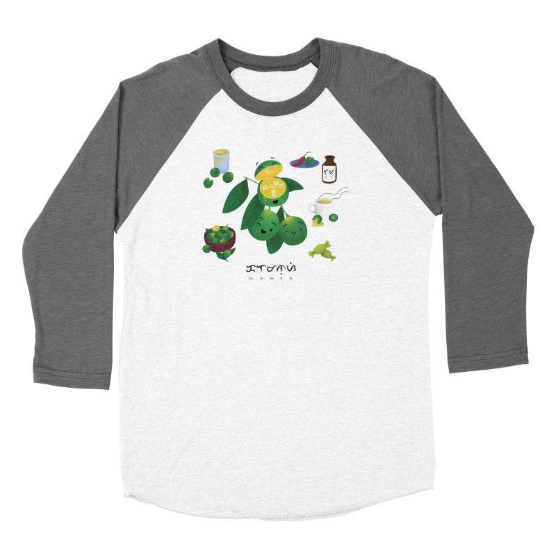 Calamansi Women's Longsleeve T-Shirt by Filipeanut Sari-Sari Store