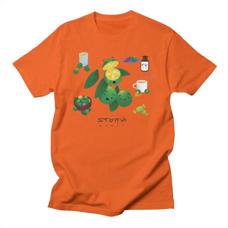 Calamansi Men's T-Shirt by Filipeanut Sari-Sari Store