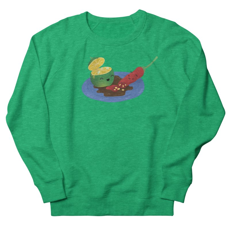 Calamansi & Sili Women's Sweatshirt by Filipeanut Sari-Sari Store