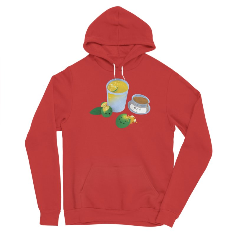Honey Calamansi Juice Men's Pullover Hoody by Filipeanut Sari-Sari Store