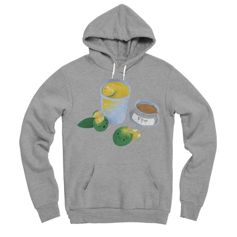 Honey Calamansi Juice Women's Sponge Fleece Pullover Hoody by Filipeanut Sari-Sari Store
