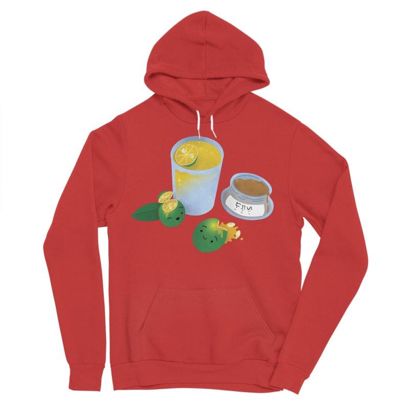 Honey Calamansi Juice Women's Pullover Hoody by Filipeanut Sari-Sari Store