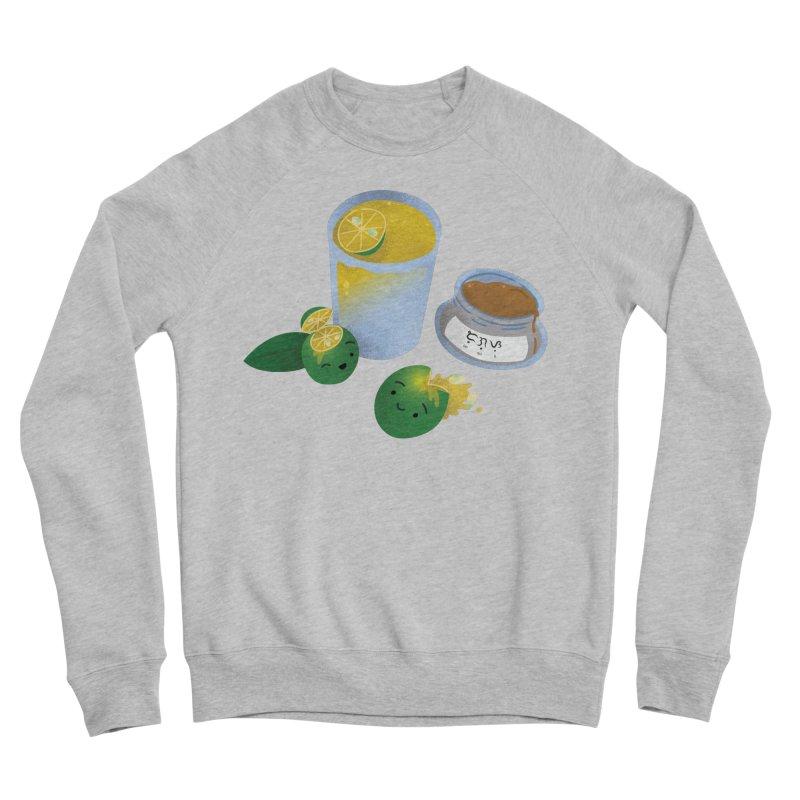 Honey Calamansi Juice Women's Sponge Fleece Sweatshirt by Filipeanut Sari-Sari Store