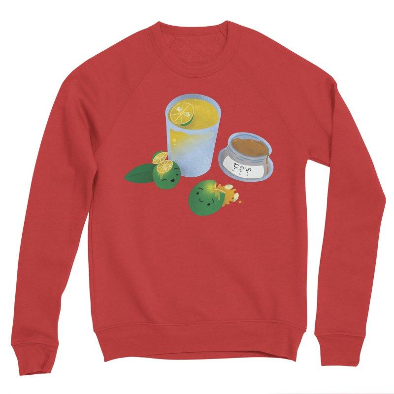 Honey Calamansi Juice Men's Sweatshirt by Filipeanut Sari-Sari Store
