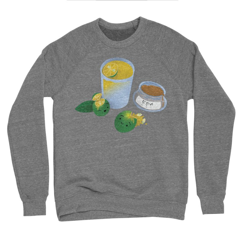Honey Calamansi Juice Men's Sweatshirt by Filipeanut Sari-Sari Store