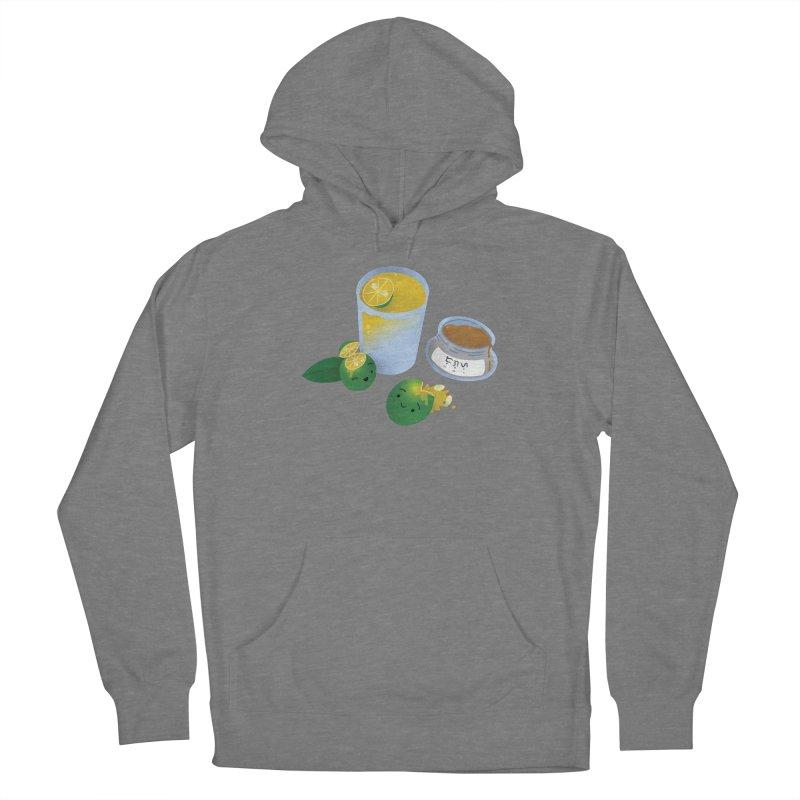 Honey Calamansi Juice Men's Pullover Hoody by Filipeanut Sari-Sari Store