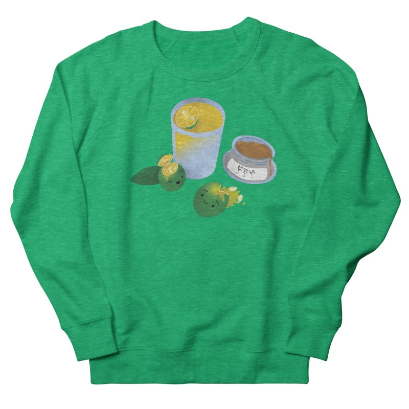 Honey Calamansi Juice Women's Sweatshirt by Filipeanut Sari-Sari Store