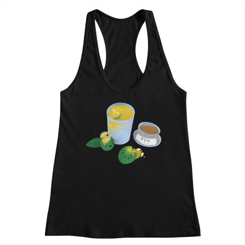 Honey Calamansi Juice Women's Tank by Filipeanut Sari-Sari Store