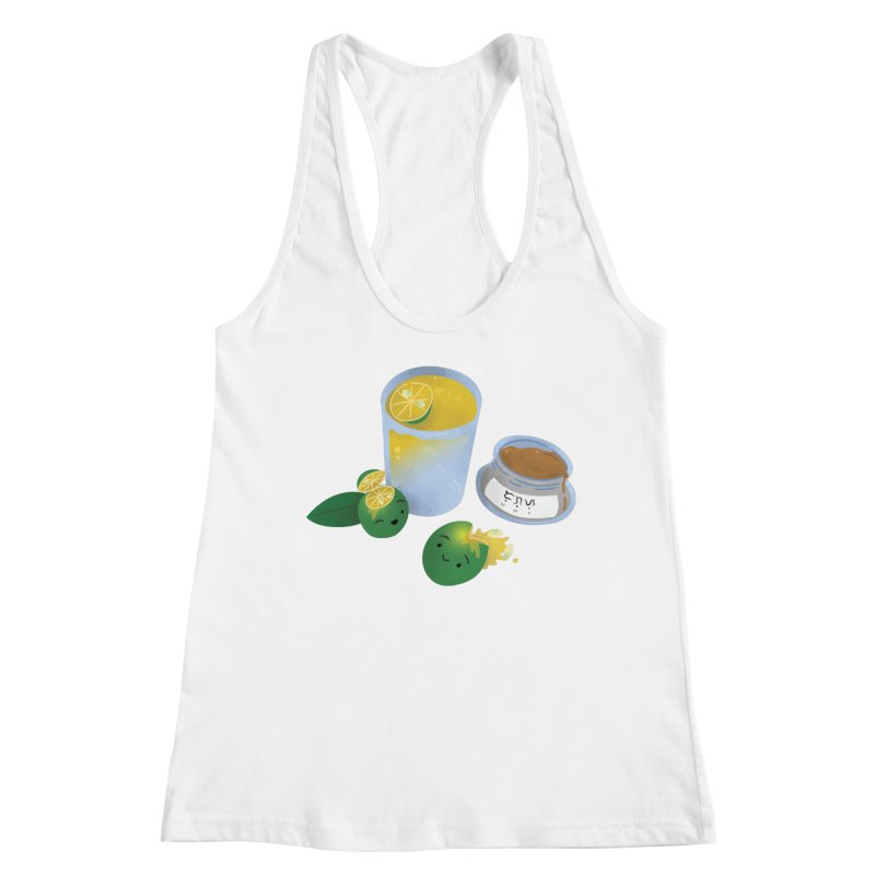 Honey Calamansi Juice Women's Tank by Filipeanut Sari-Sari Store