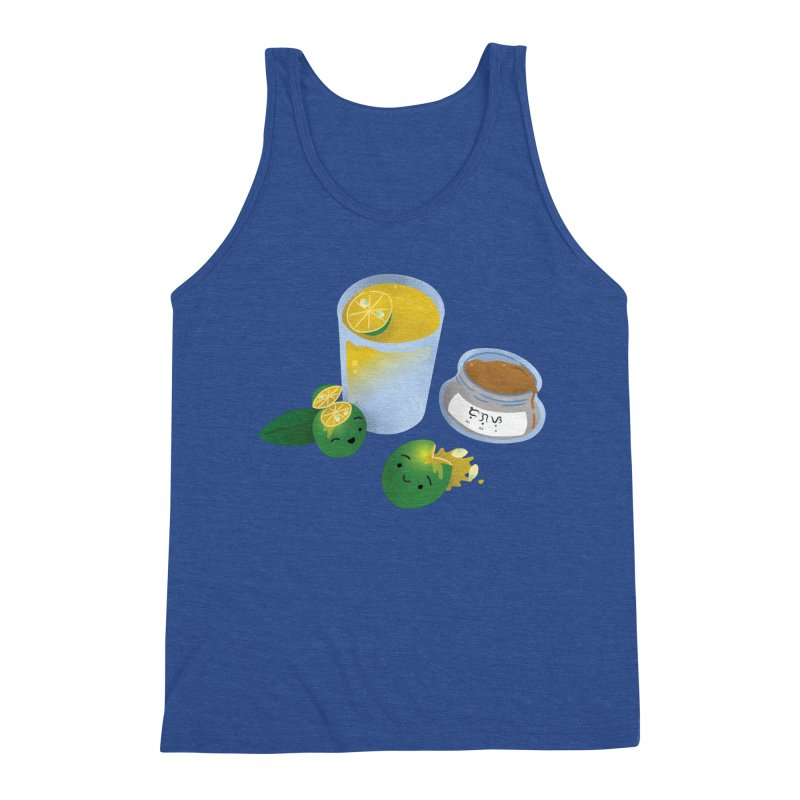 Honey Calamansi Juice Men's Tank by Filipeanut Sari-Sari Store