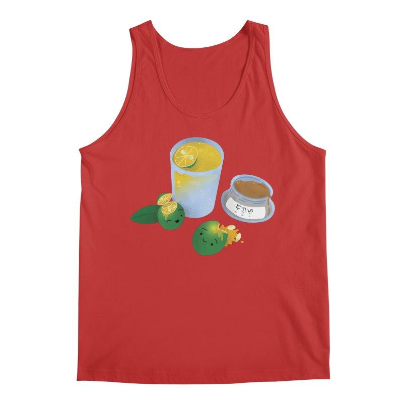 Honey Calamansi Juice Men's Regular Tank by Filipeanut Sari-Sari Store