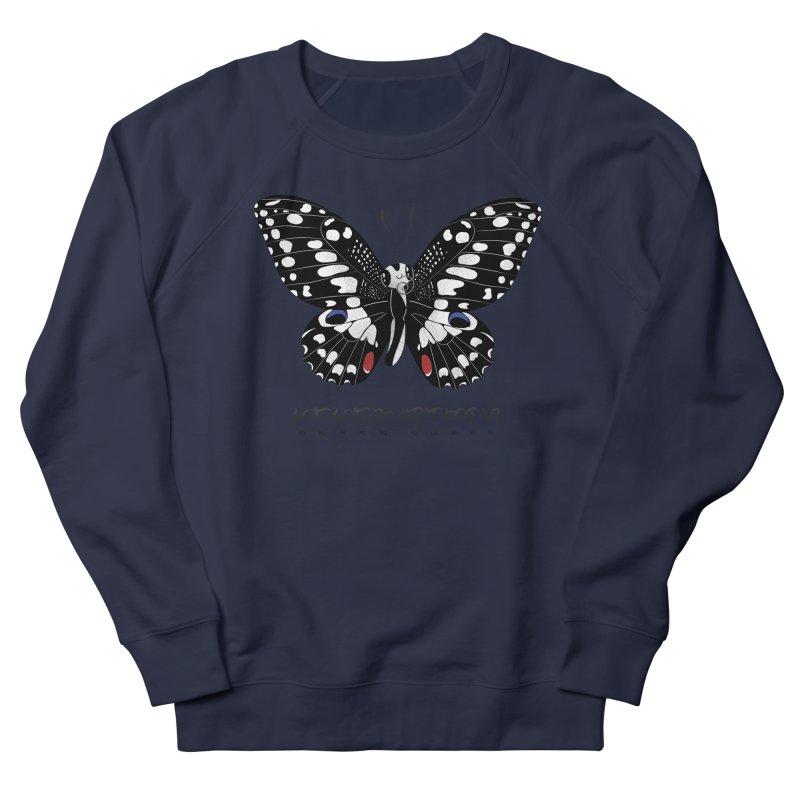 Paruparo ng Kalamansi Women's French Terry Sweatshirt by Filipeanut Sari-Sari Store