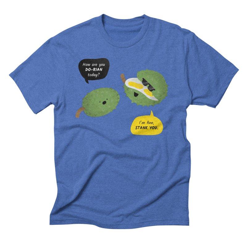 How are you Durian? Men's T-Shirt by Filipeanut Sari-Sari Store