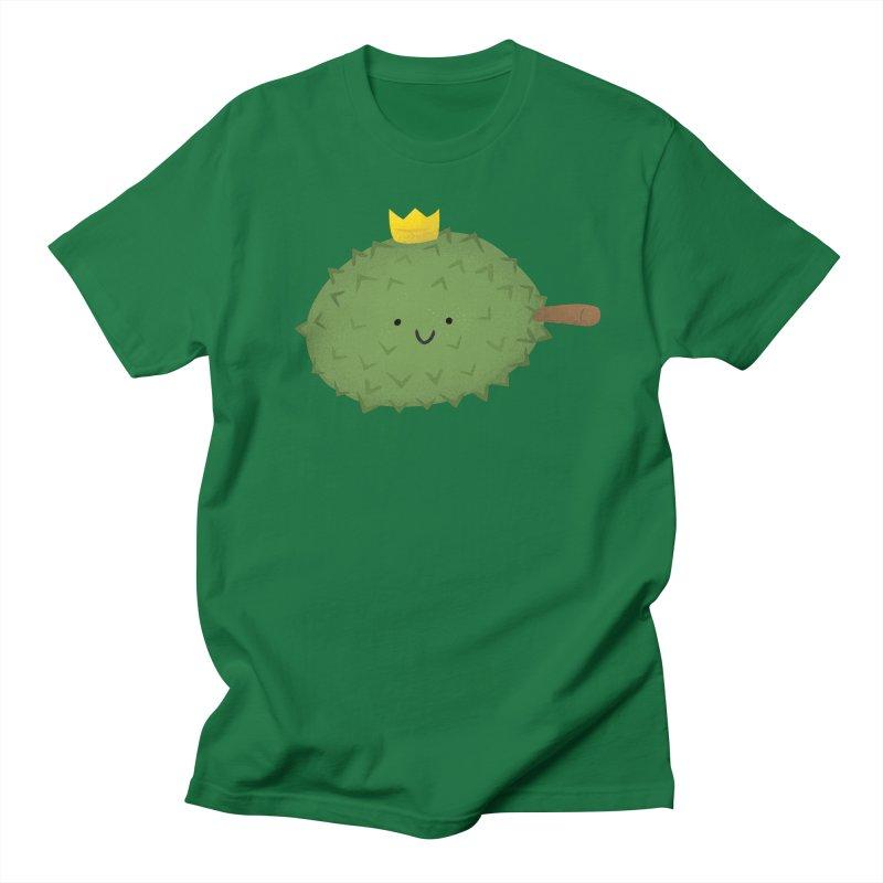 Durian, King of Fruits! Men's T-Shirt by Filipeanut Sari-Sari Store