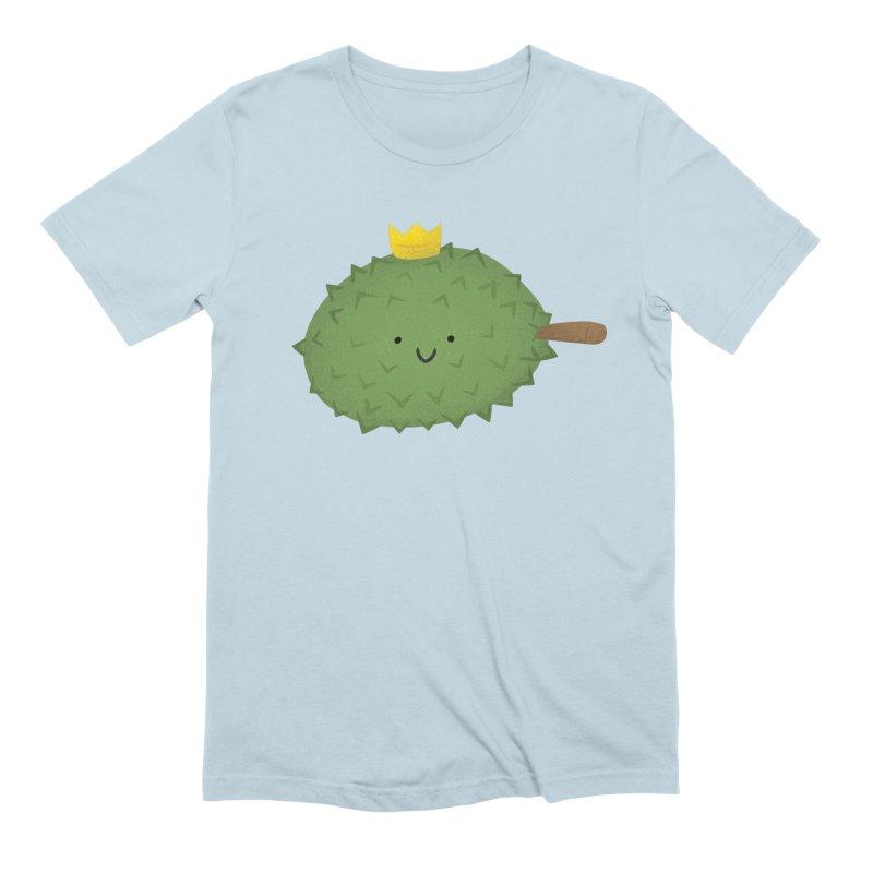 Durian, King of Fruits! Men's Extra Soft T-Shirt by Filipeanut Sari-Sari Store