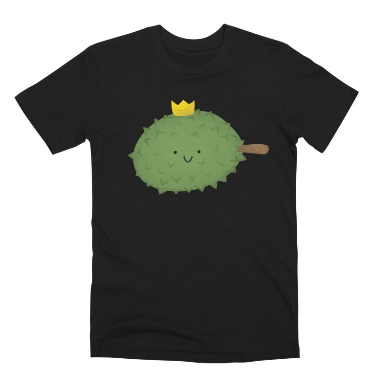 Durian, King of Fruits! Men's Premium T-Shirt by Filipeanut Sari-Sari Store