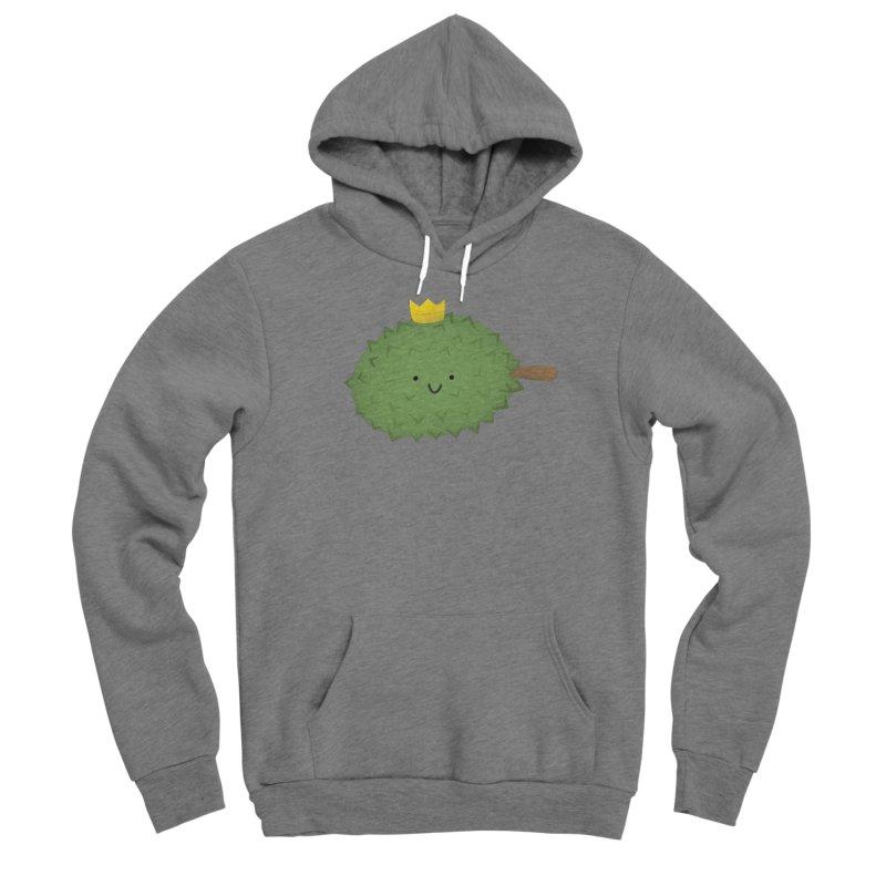 Durian, King of Fruits! Women's Pullover Hoody by Filipeanut Sari-Sari Store