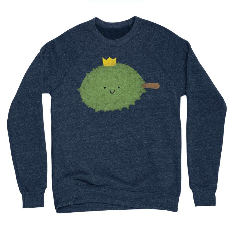 Durian, King of Fruits! Women's Sponge Fleece Sweatshirt by Filipeanut Sari-Sari Store