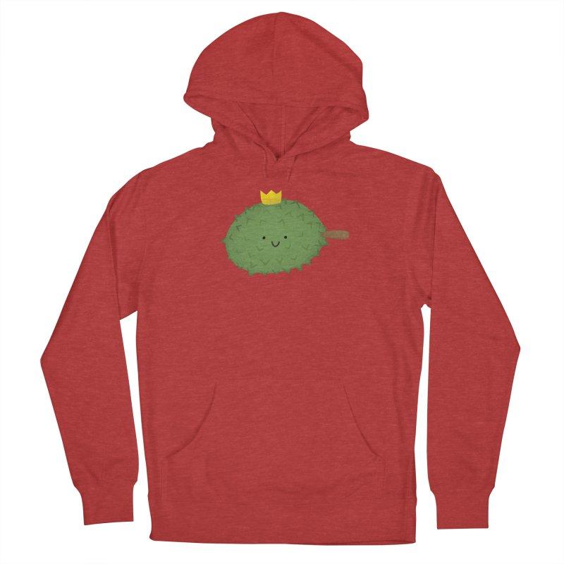 Durian, King of Fruits! Men's Pullover Hoody by Filipeanut Sari-Sari Store